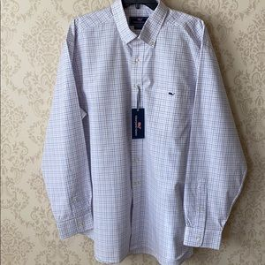 Men's Vineyard Vines Button Down Long Sleeve Shirt